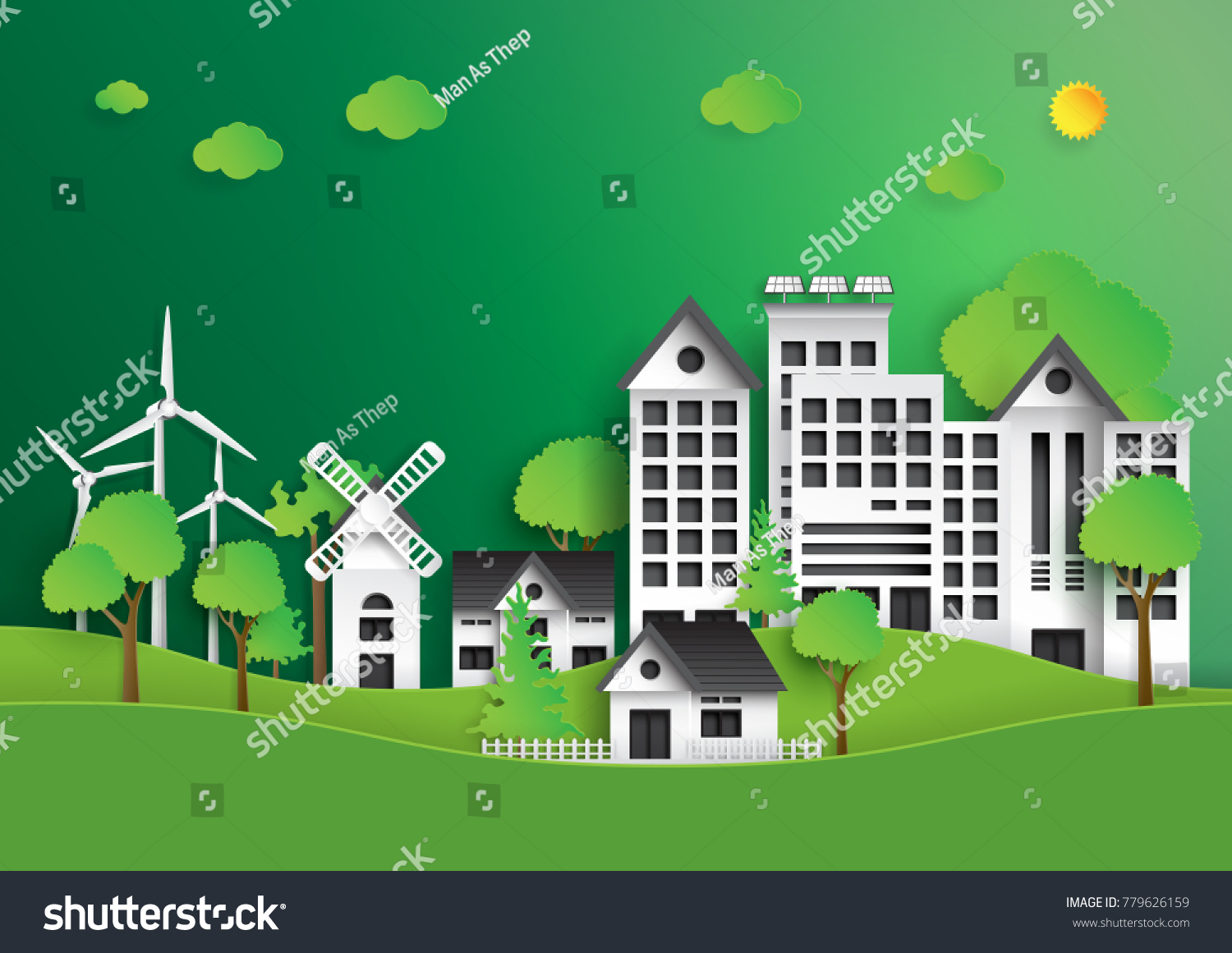 architecture and the environment paper