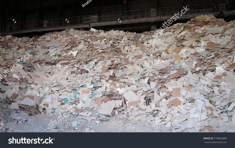 Mountain Broken Old Ceramic Tile On Stock Photo Royalty Free - Ceramic tile scraps