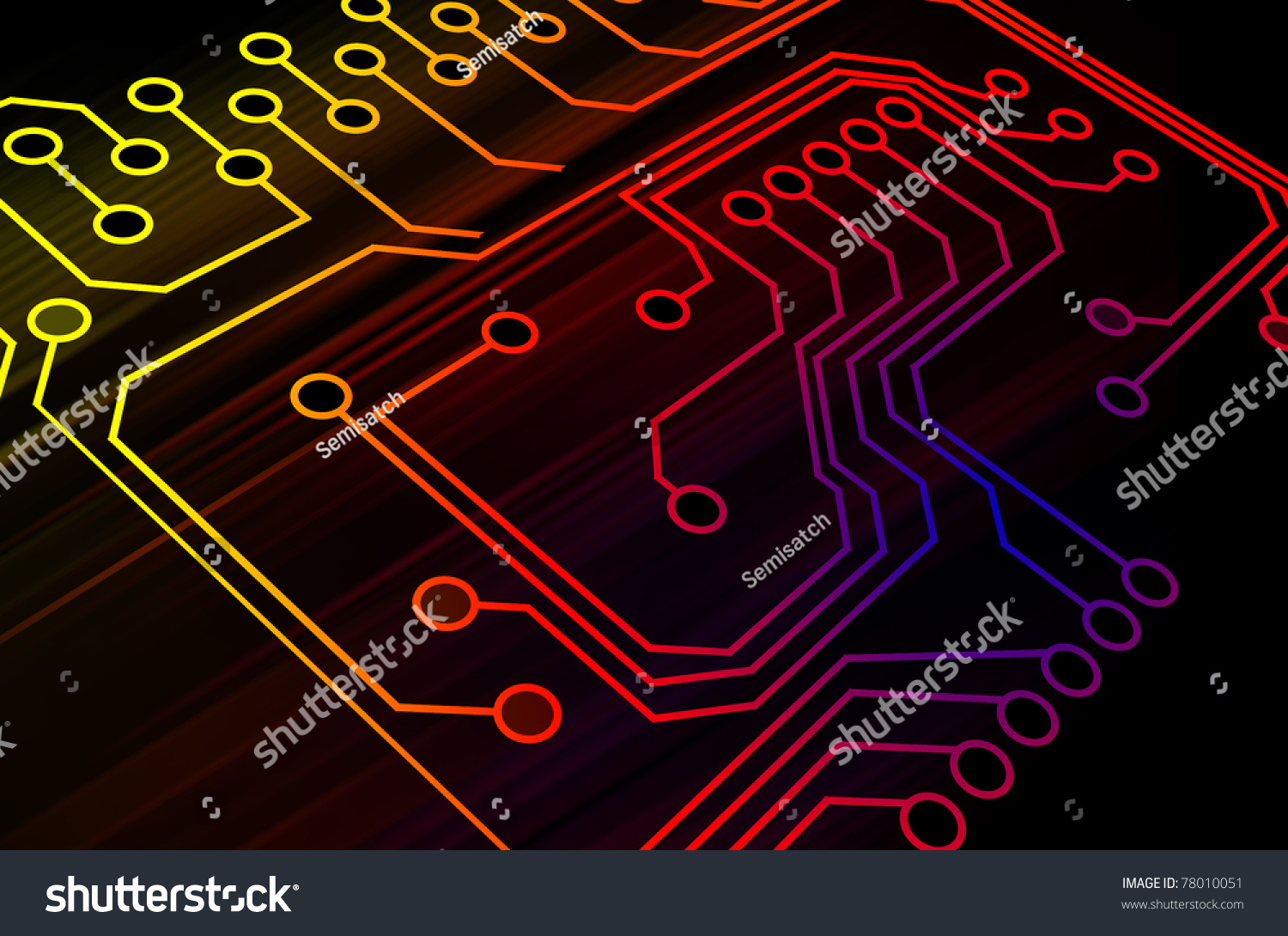 Microchip Background Stock Photo 78010051 : Shutterstock