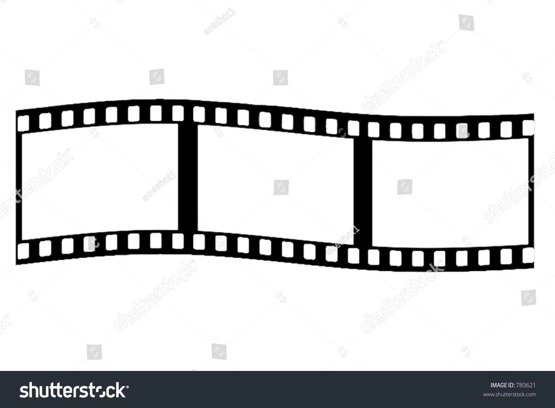 3 Frame Filmstrip Background Stock Photo (Royalty Free) 780621 ...