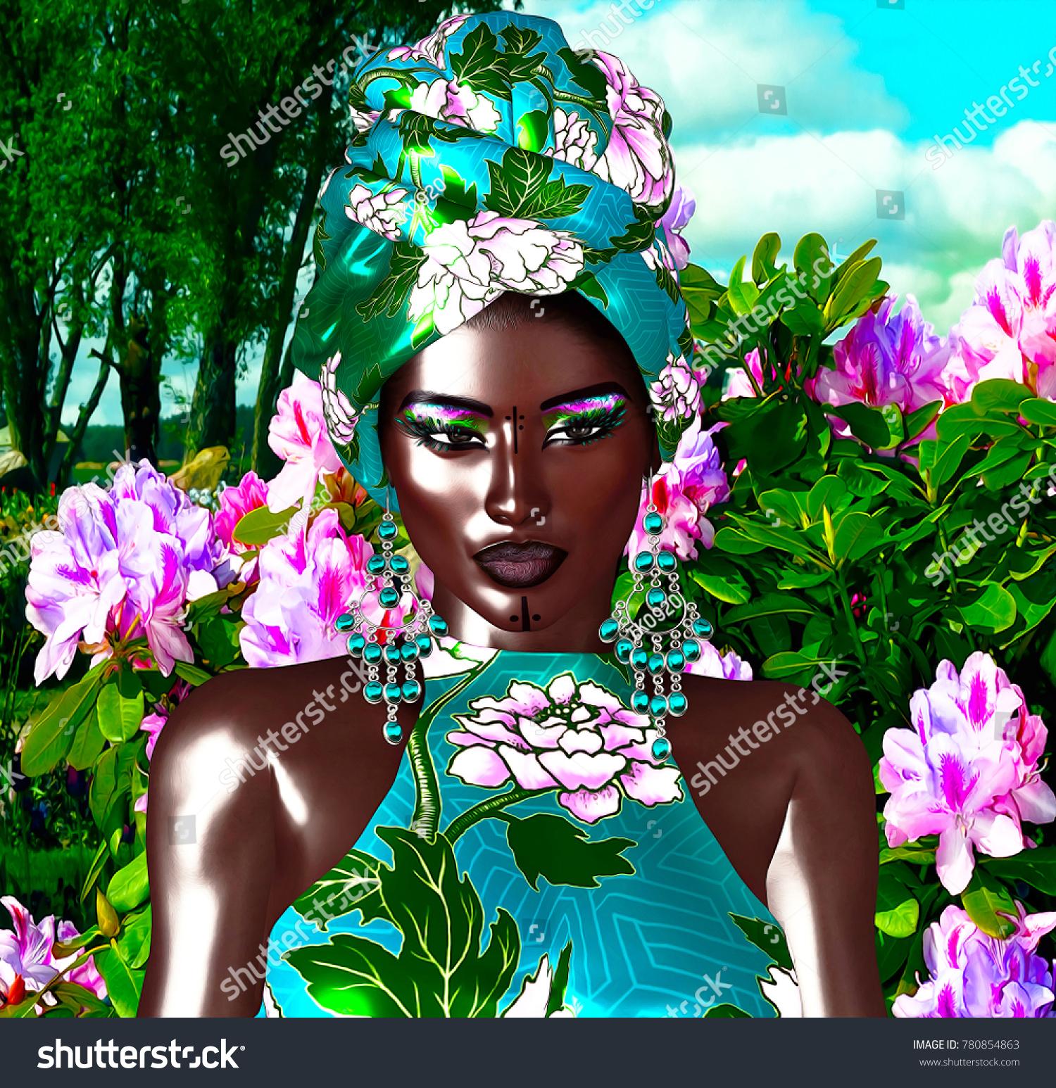 African Queen Beauty