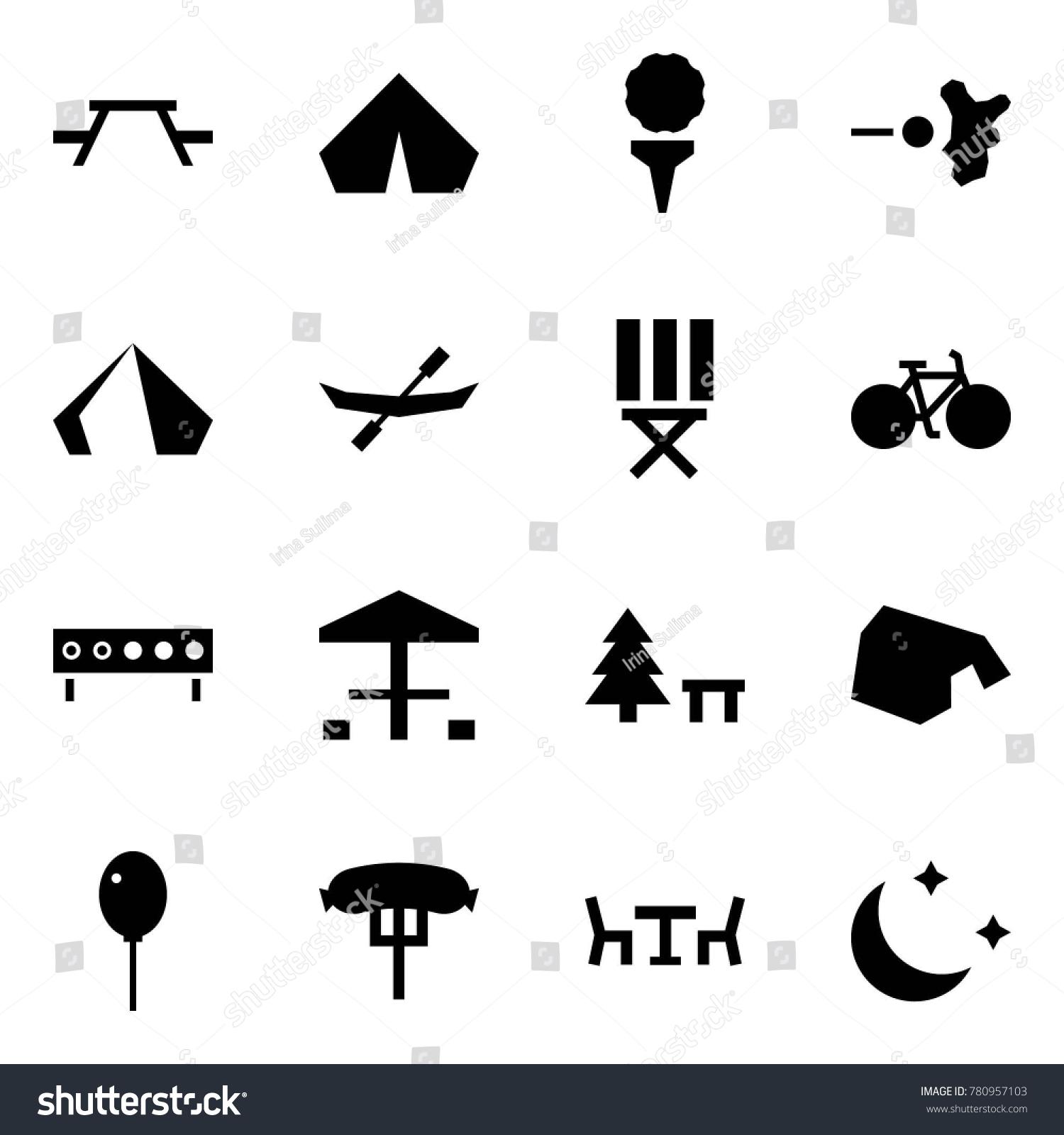 Origami style icon set picnic table stock vector 780957103 origami style icon set picnic table stock vector 780957103 shutterstock biocorpaavc