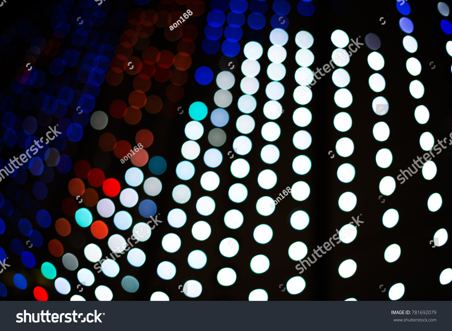 Abstract led lighting bokeh digital background imagen de archivo abstract led lighting bokeh digital background imagen de archivo stock 781692079 shutterstock malvernweather Image collections