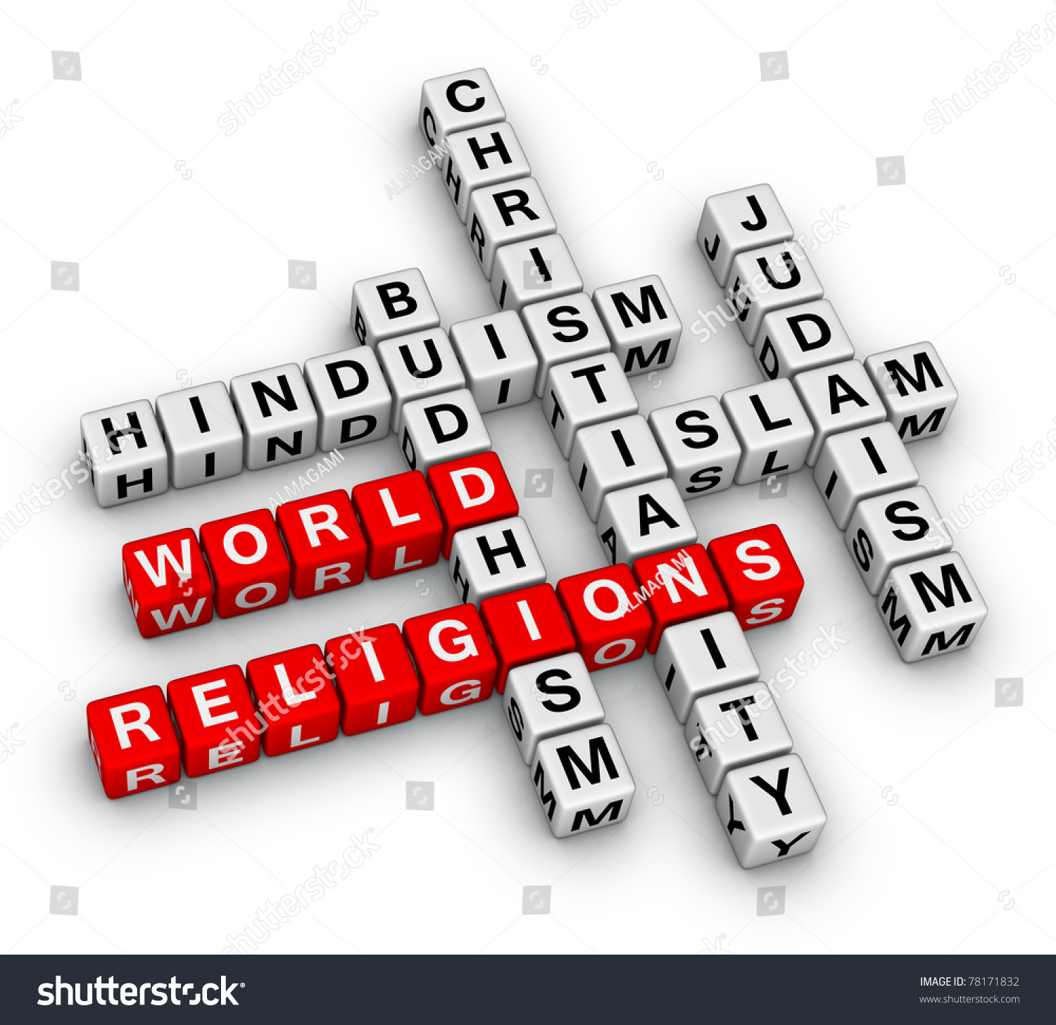 a comparison of christianity islam and judaism on world religions The religions of judaism, christianity, and islam are often seen as competing doctrines and faiths by observers and adherents yet, a summary.