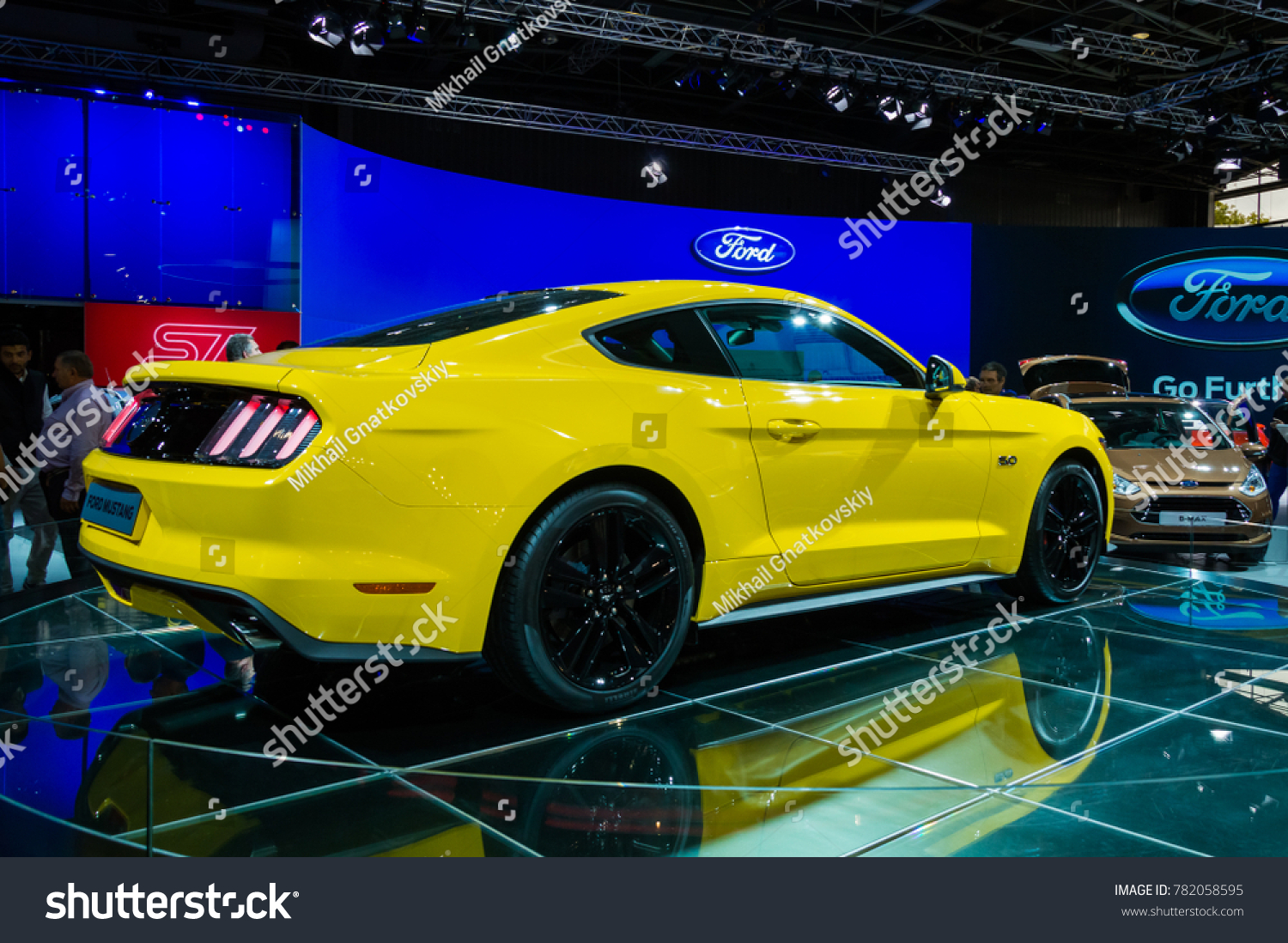 auto stang mustang