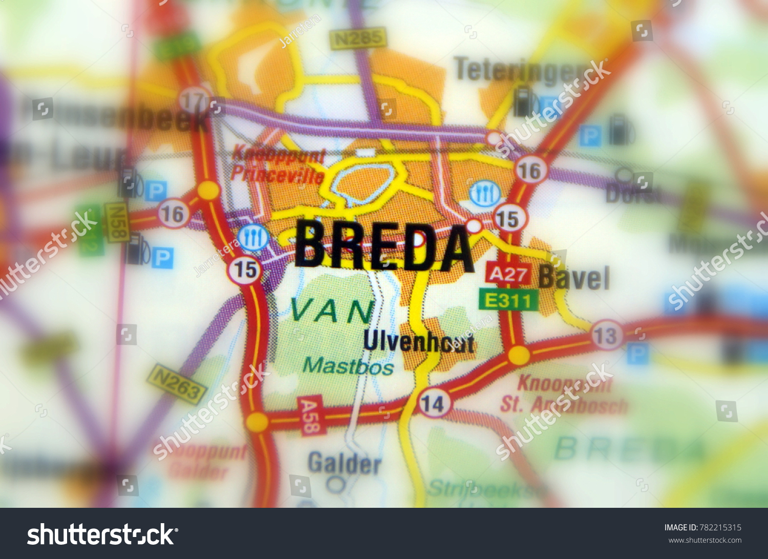 Netherlands Map Of Provinces%0A Breda Netherlands On Map Breda is a city in the southern part of the  Netherlands located