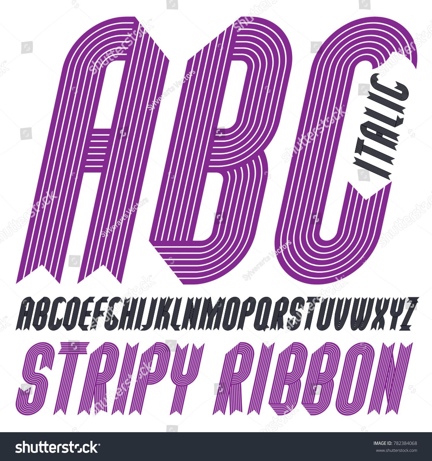 Abc Creation en ce qui concerne trendy modern uppercase alphabet letters abc stock illustration