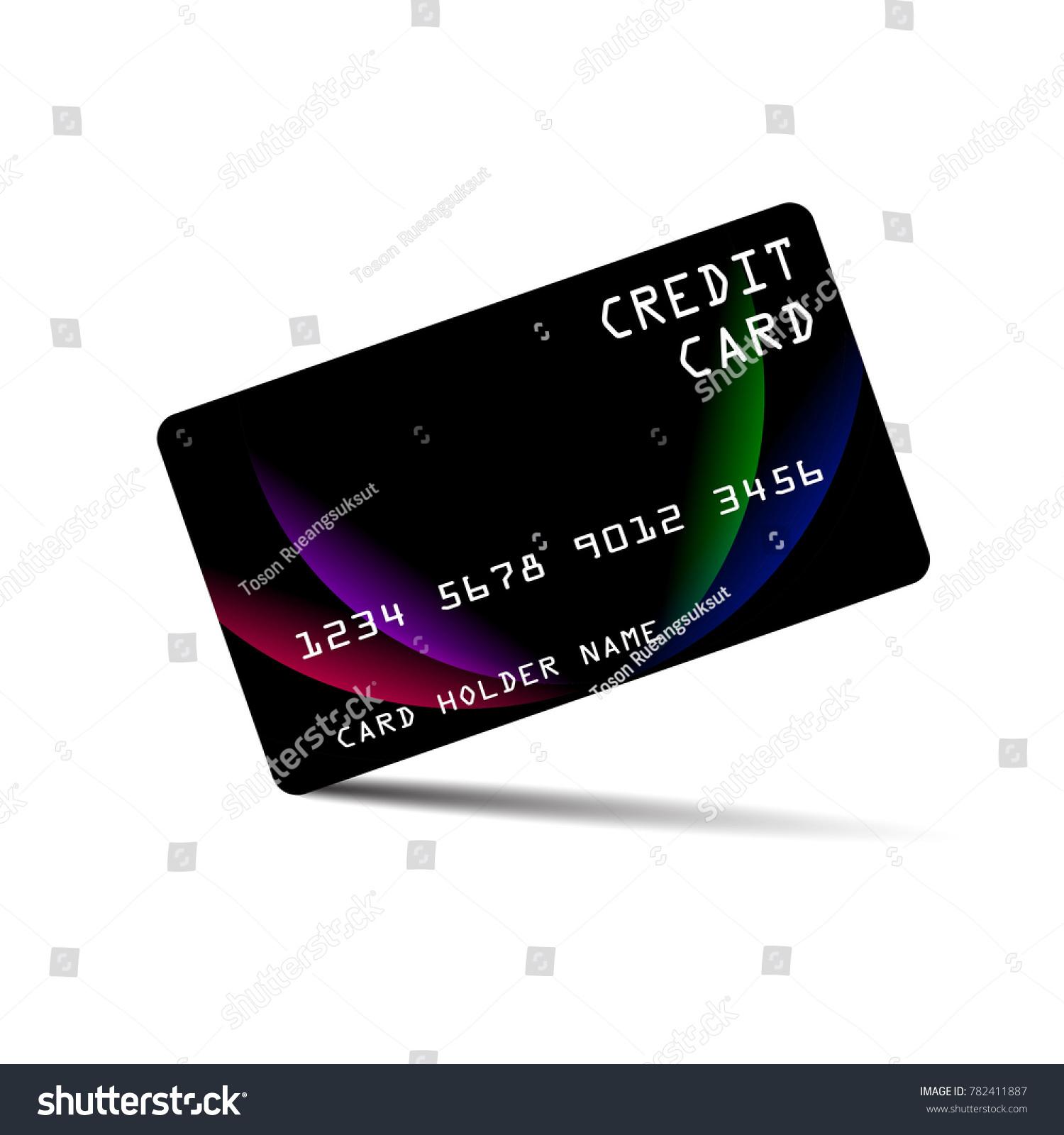 Member Card Business Vip Card Design Stock Vector 782411887 ...