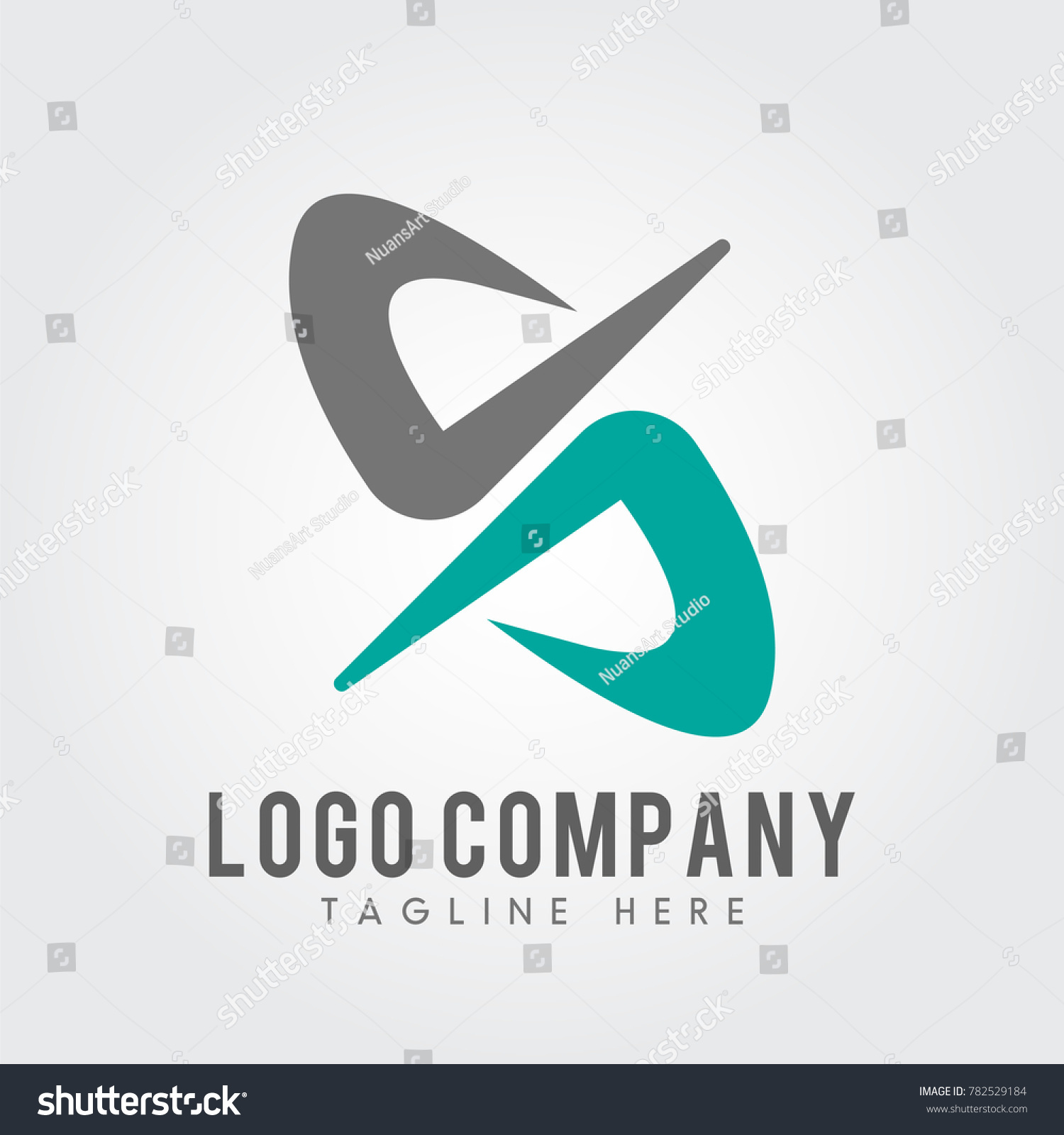 Dp Pd Bb Letter Logo Concept Stock Vector Royalty Free 782529184