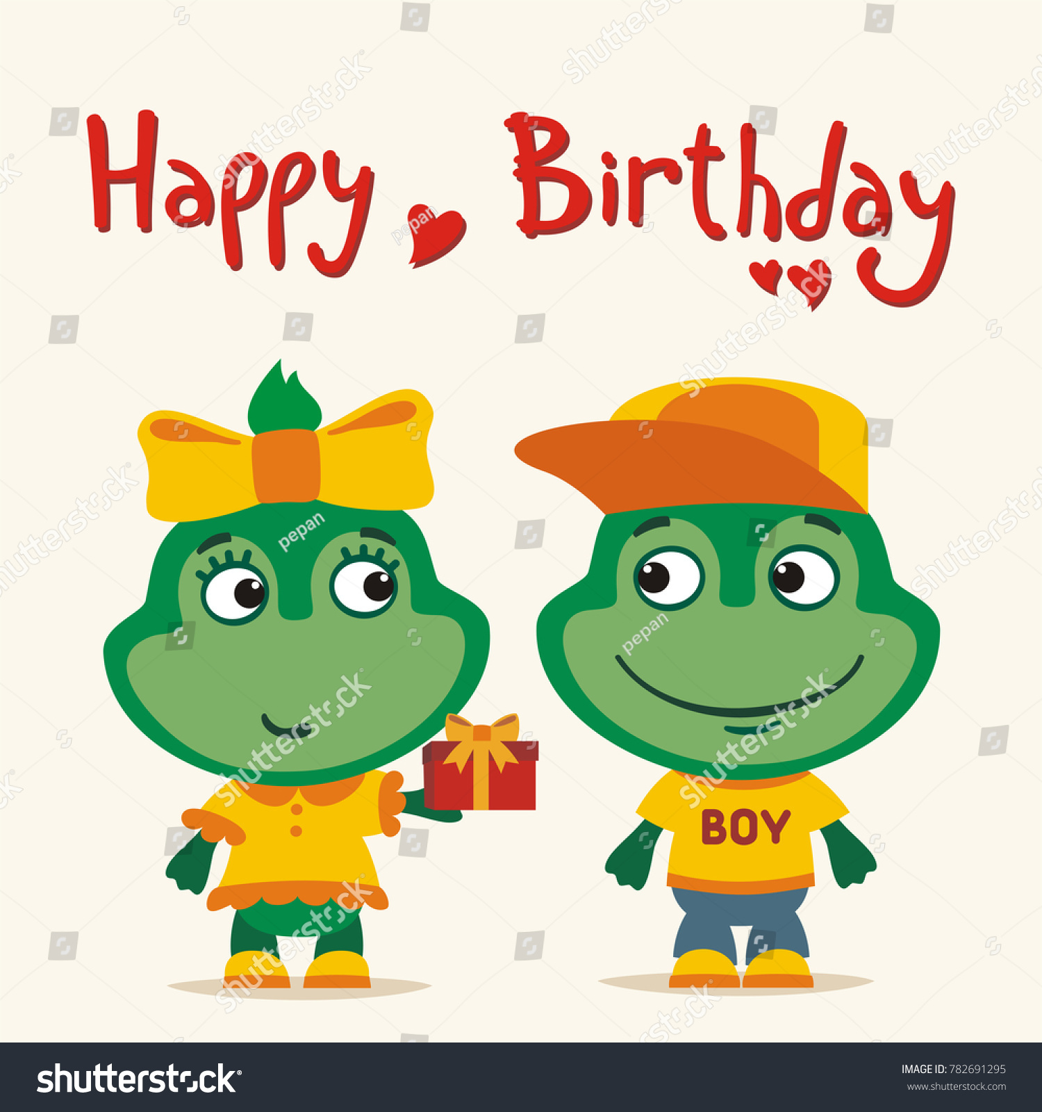Happy birthday greeting card funny frog stock vector 782691295 happy birthday greeting card funny frog stock vector 782691295 shutterstock kristyandbryce Image collections