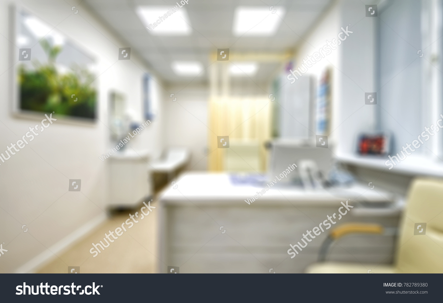 modern doctors office. Doctor\u0027s Office As Creative Abstract Blur Background. Light Interior Of In Modern Clinic Doctors G