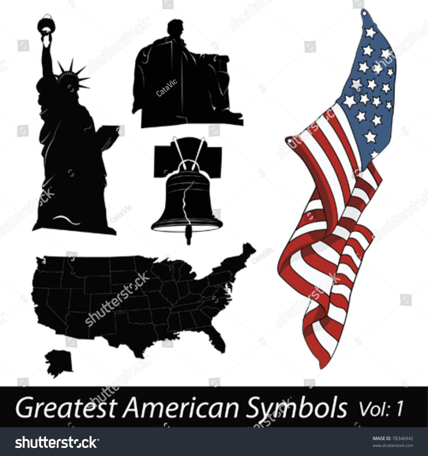 an analysis of the american flag symbols Introduction to a semiotic analysis the confederate flag is one of the most controversial, inflammatory icons of american symbols, like the confederate flag.