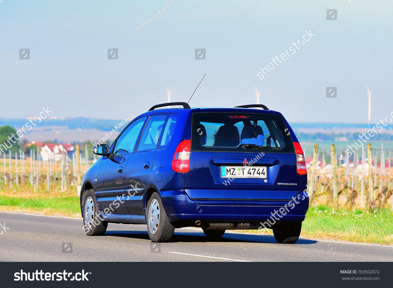 Mitsubishi Space Star - subcompact minivan for city roads