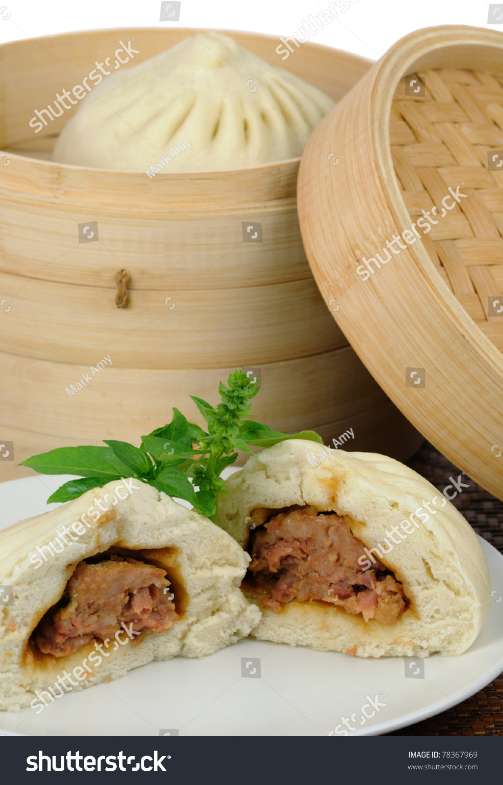 how to make chinese pork steamed dumplings