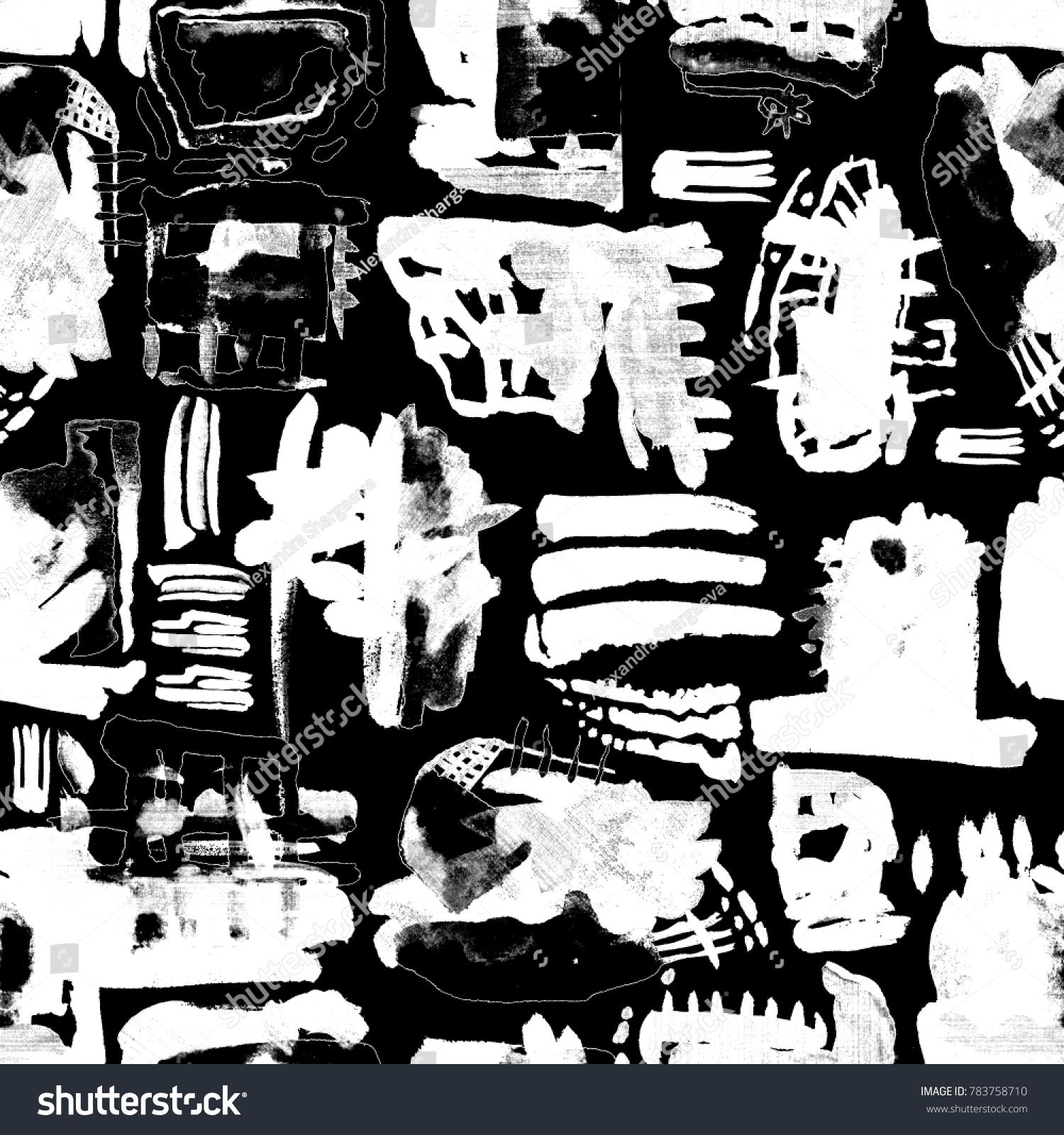 Hieroglyphic imitation stylization rock paintings cave stock stylization rock paintings cave drawings ethnic ancient tribal elements biocorpaavc Image collections