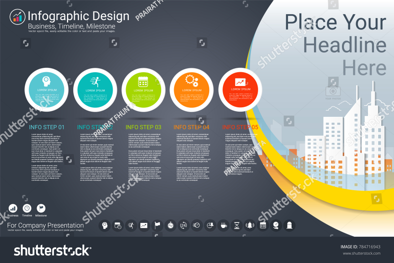 Rd process flow chart image collections free any chart examples business infographics template milestone timeline road stock business infographics template milestone timeline or road map with nvjuhfo Image collections