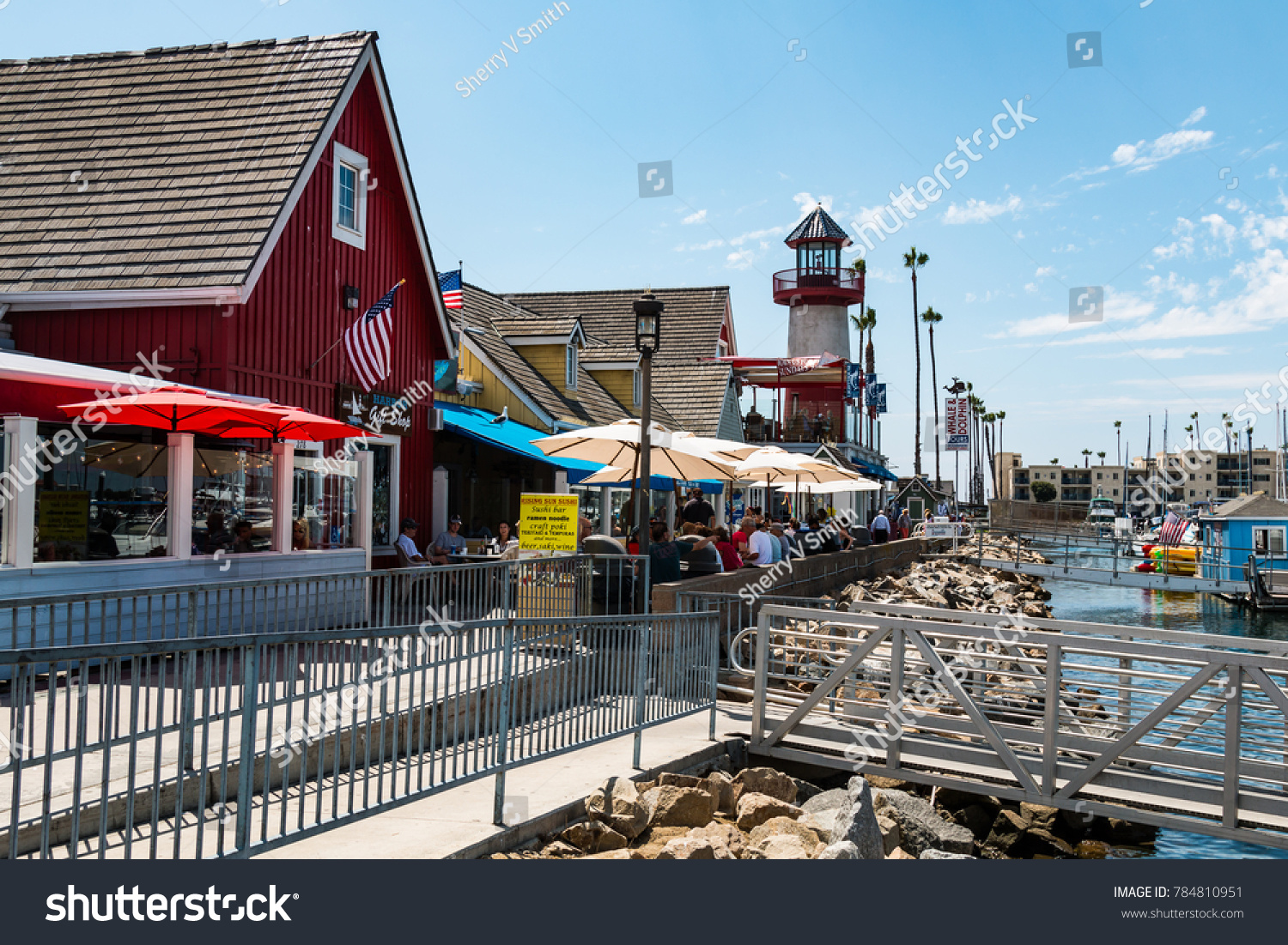 OCEANSIDE CALIFORNIA SEPTEMBER 9 2017 People Stock Photo (100% Legal ...