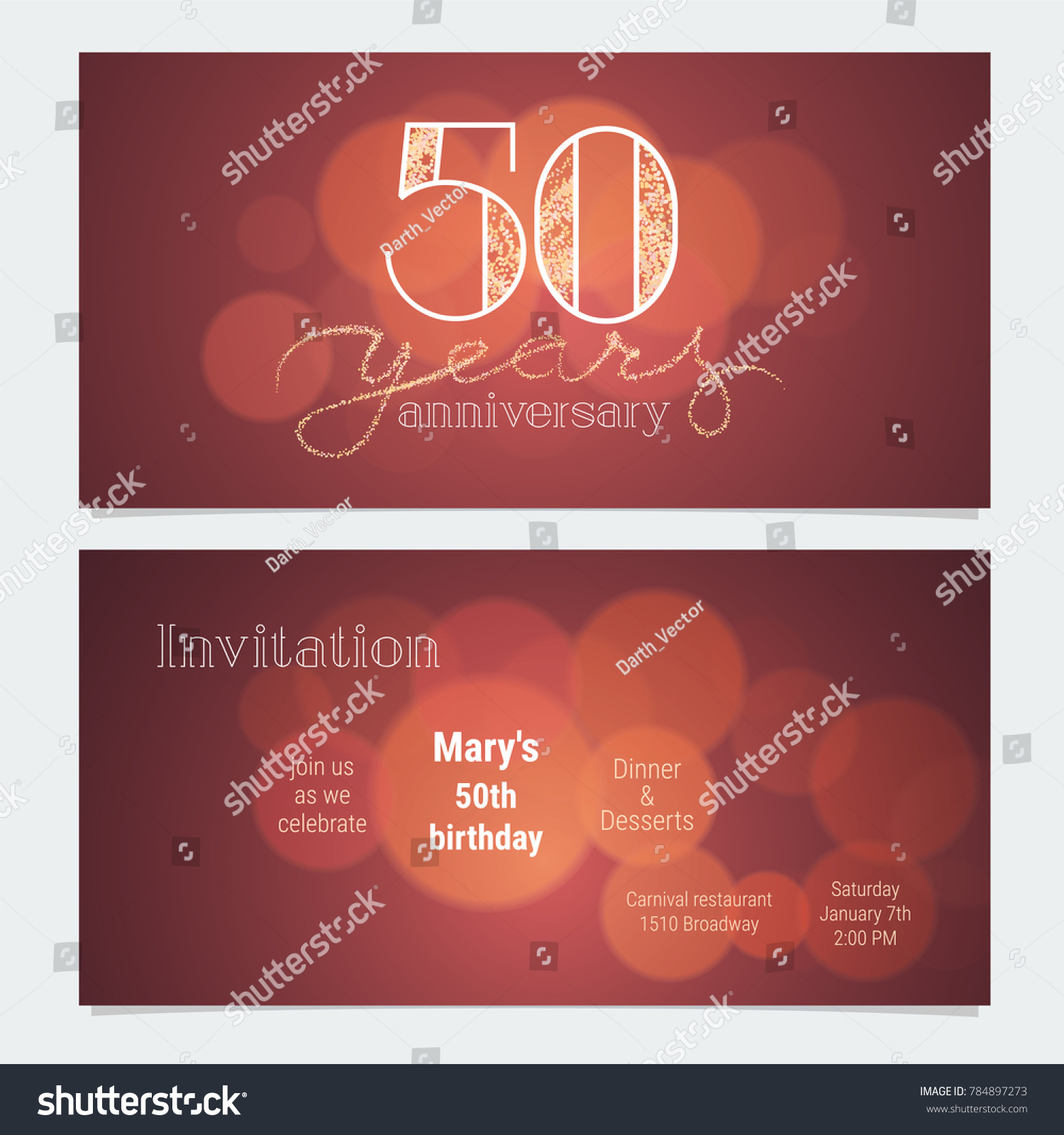 Luxury Birthday Dinner Invite Text Model - Invitations and ...