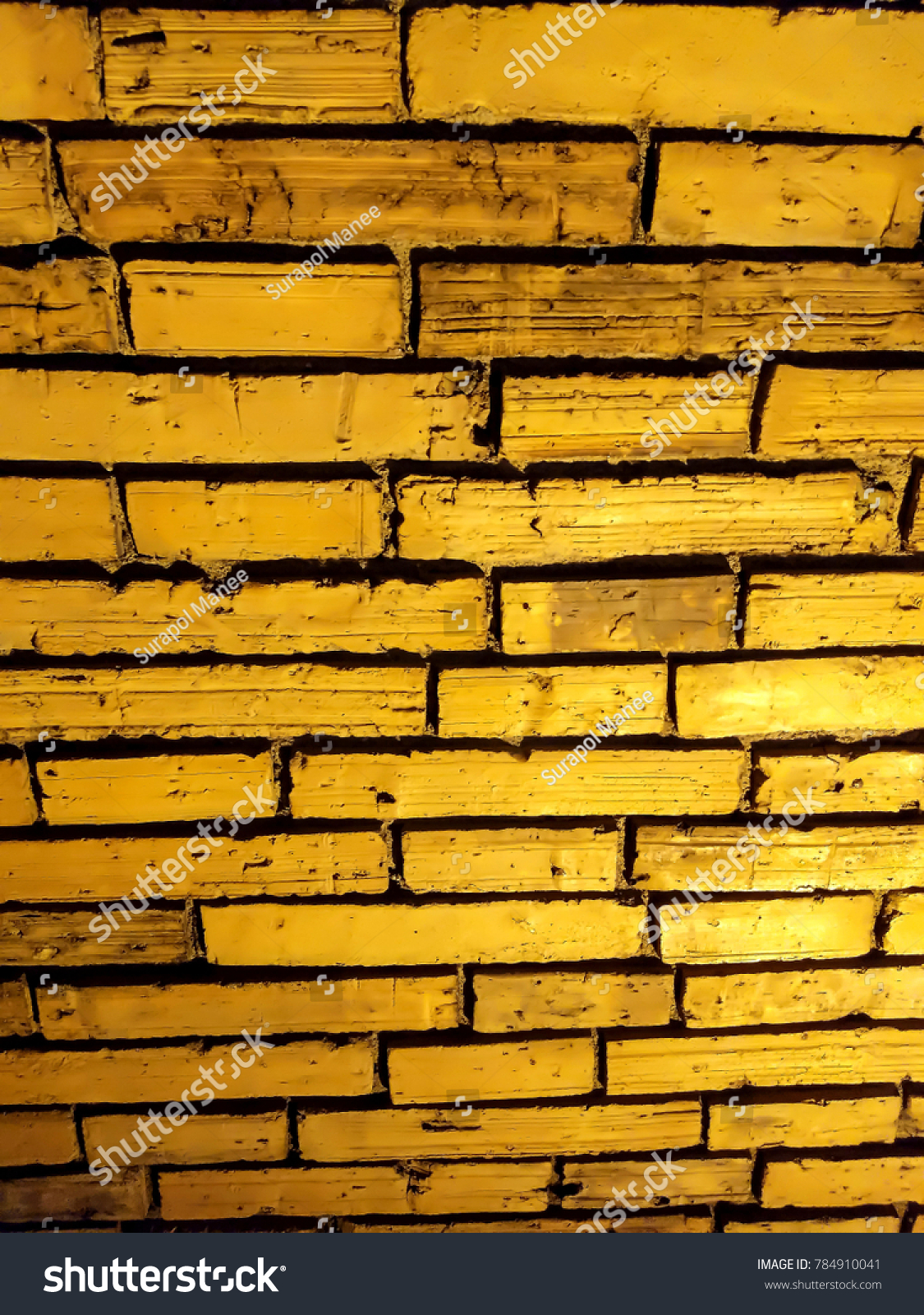 Colorful Walls On Backgrounds Stock Photo (Edit Now) 784910041 ...