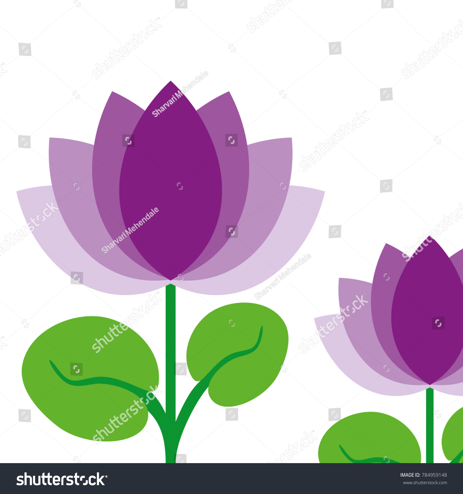 Lotus national flower india stock illustration royalty free stock lotus national flower of india izmirmasajfo