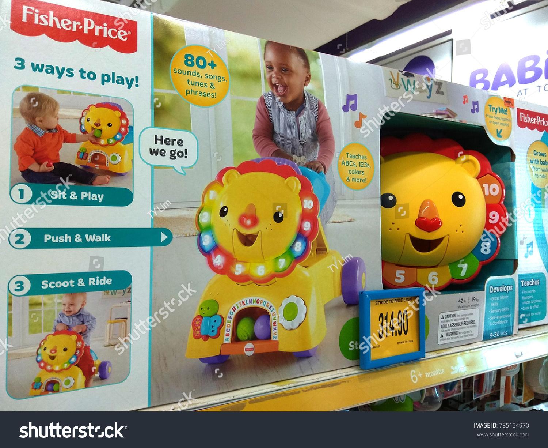 Penang malaysia nov 24 2017 fisherprice stock photo 785154970 penang malaysia nov 24 2017 fisher price brand toddlers educational toys buycottarizona