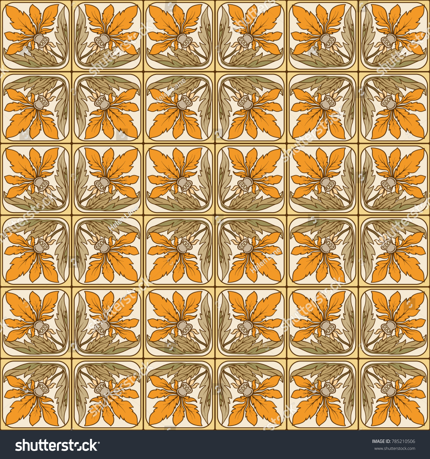 Fantastic Art Deco Wall Coverings Festooning - Wall Art Collections ...