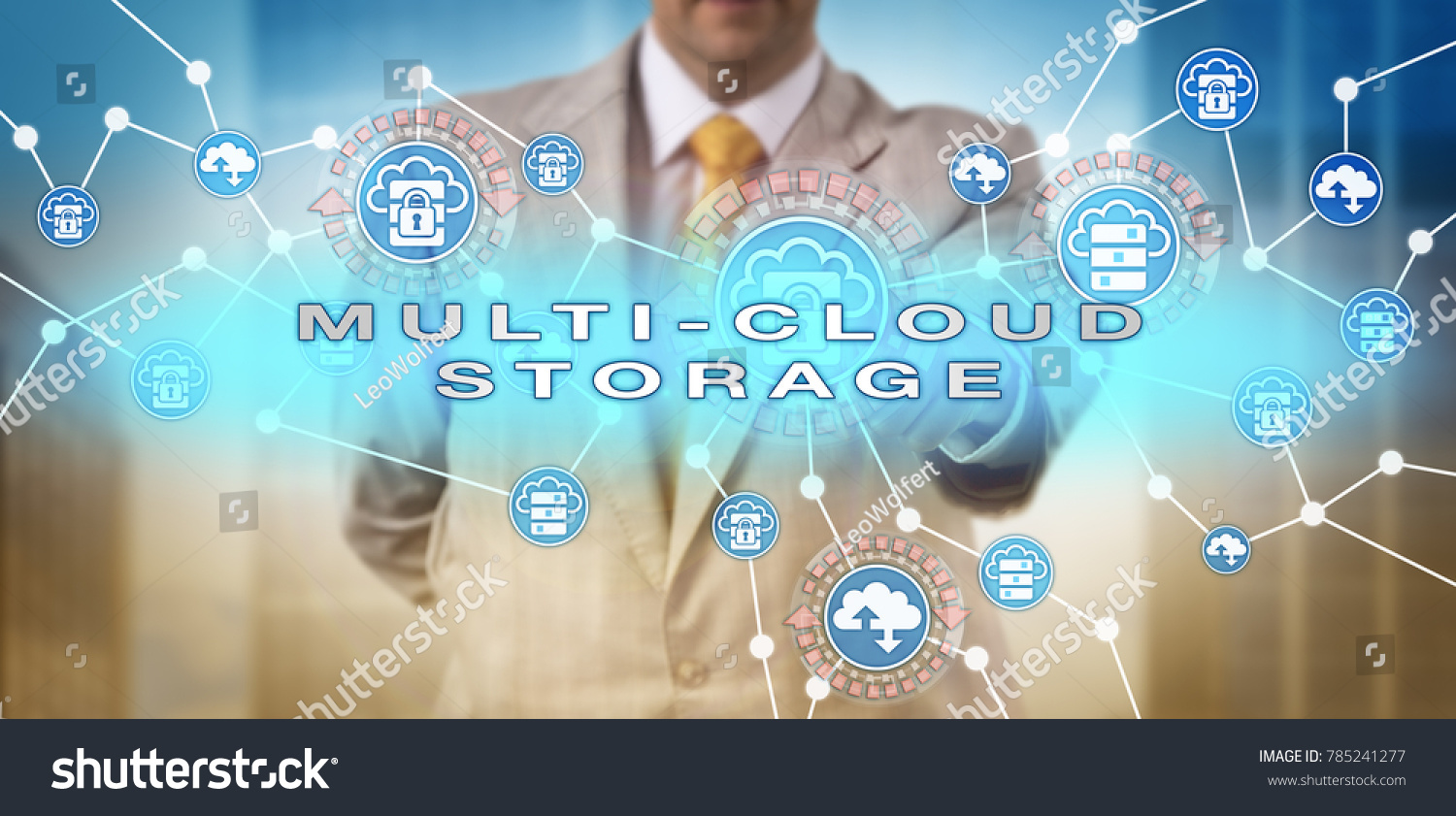 Unrecognizable Enterprise Solution Manager Activating MULTICLOUD