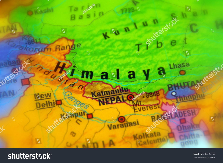 Himalayas himalaya mountain range asia stock photo 100 legal himalayas or himalaya mountain range in asia gumiabroncs Gallery