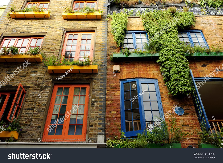 LONDON ENGLAND 31 JULY 2013 Beautiful Colorful Stock Photo (Edit Now ...