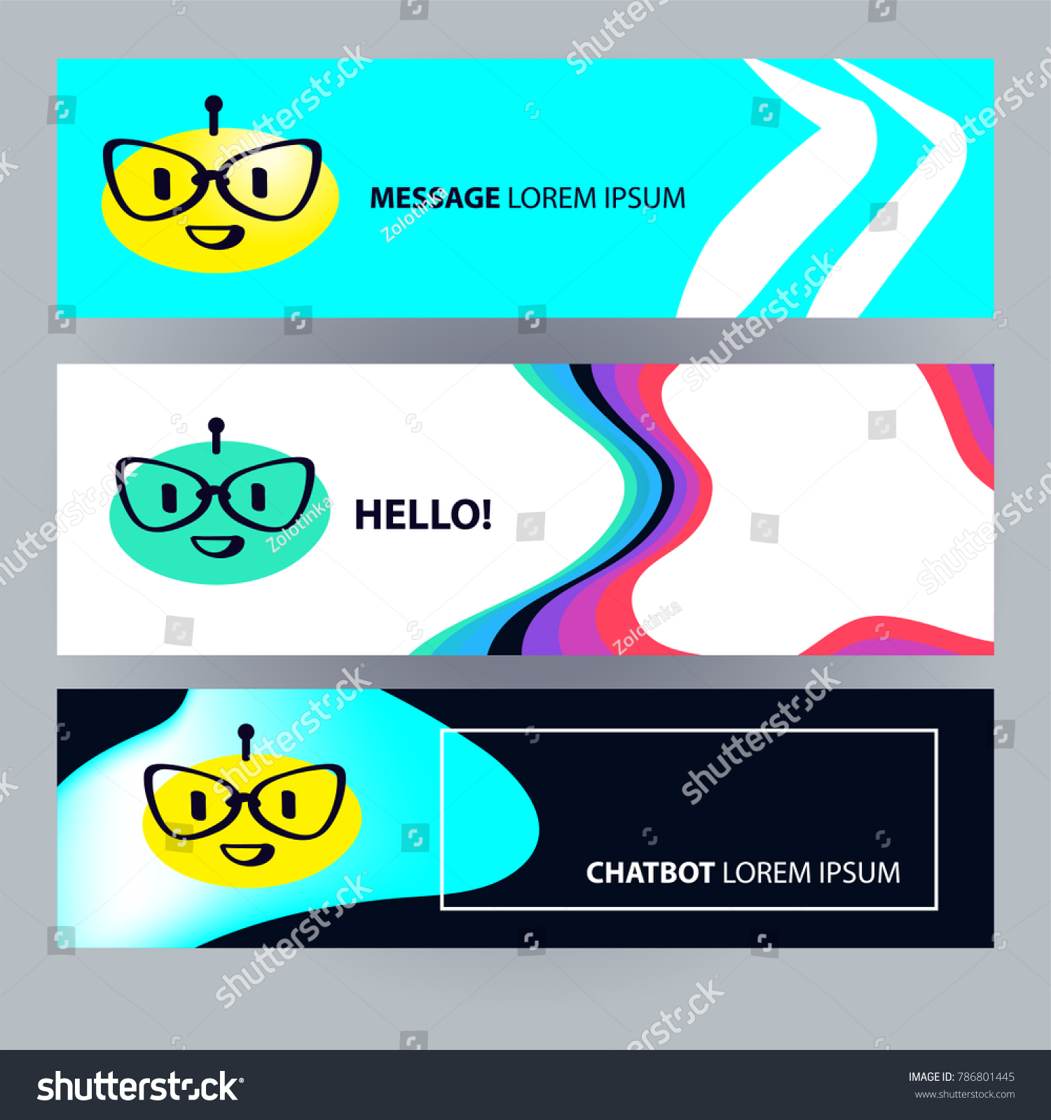 Concept Facial Avatar Chatbot Sketch Head Stock Vector 786801445 ...