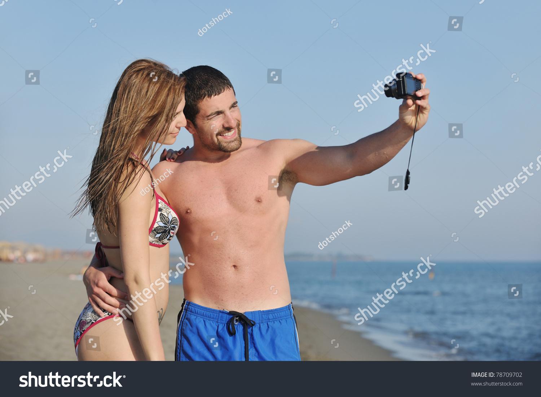 amateur young couple