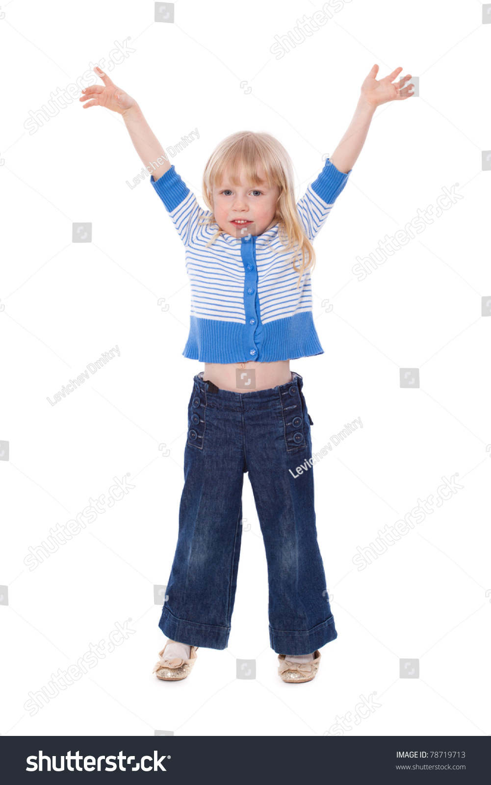 cute child hands looking camera stock photo 78719713 shutterstock