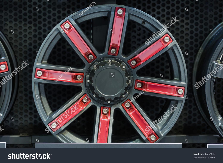 Mag Wheel Car On Shelf Magnesium Stock Photo Edit Now 787264612 Alfa Romeo Wheels For The Alloy Wheelcar Accessories