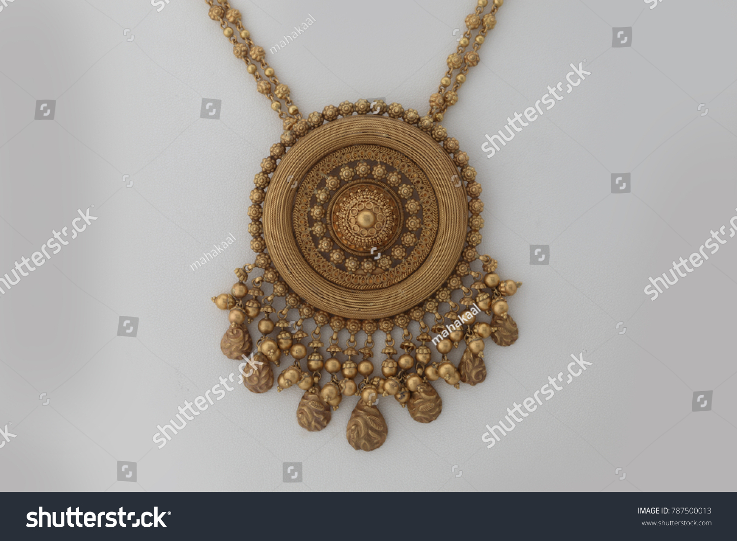 buy plated long women view with mala ains for code south pendant best antique gold c small indian necklace online earring quick ad spargz pearl product stone