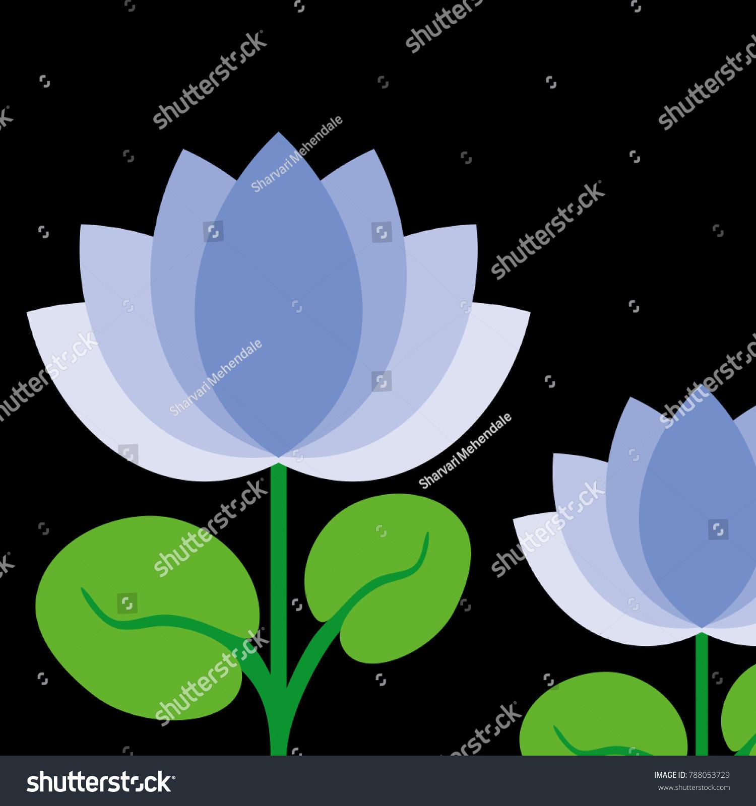 Lotus National Flower India Stock Illustration 788053729 Shutterstock