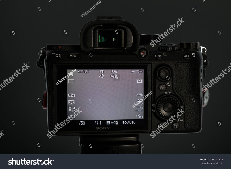 BERLIN GERMANY January 02 2018 Sony Stock Photo (Edit Now