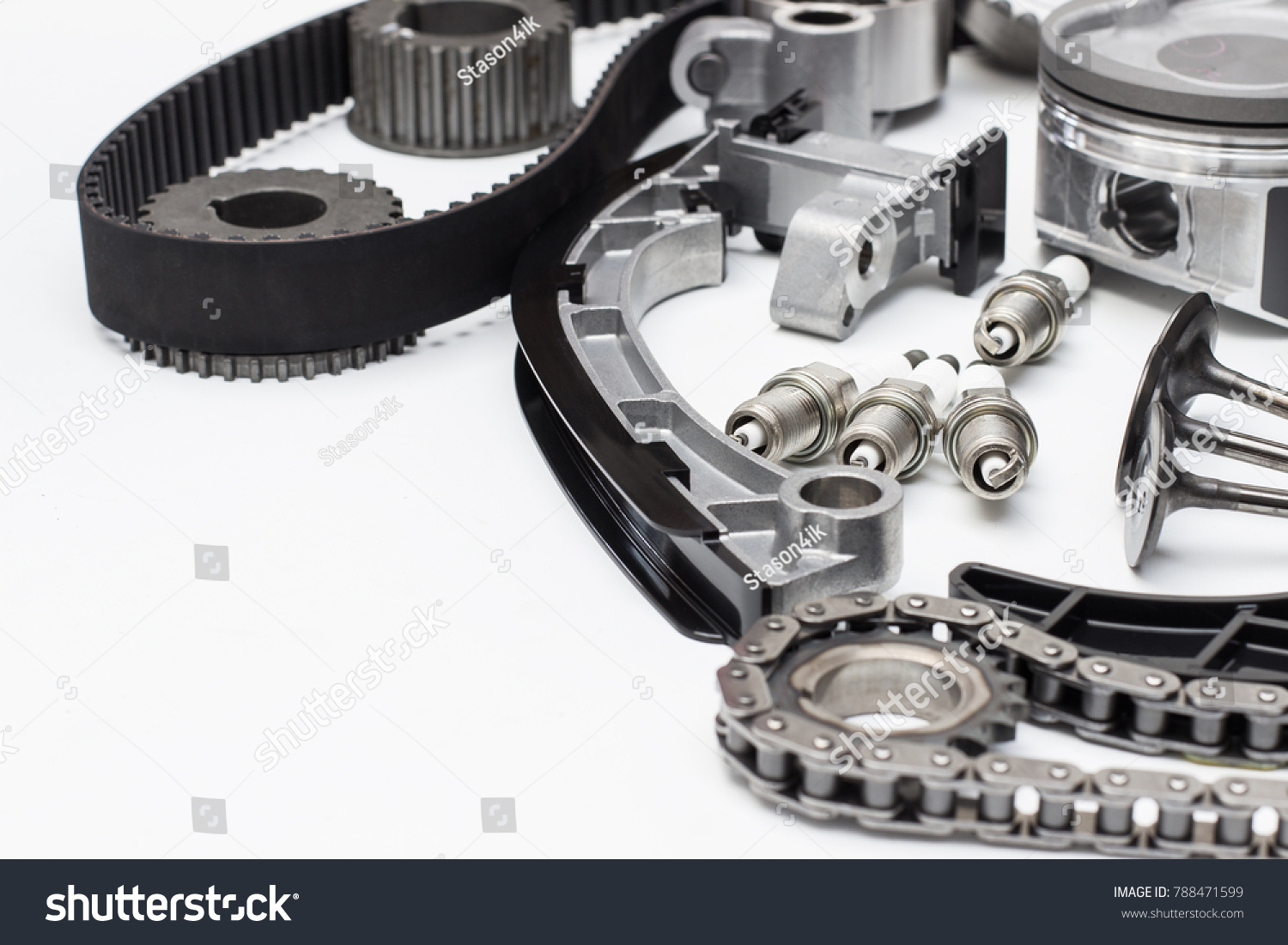 Fantastic Parts Of Automobile Engine Illustration - Electrical ...
