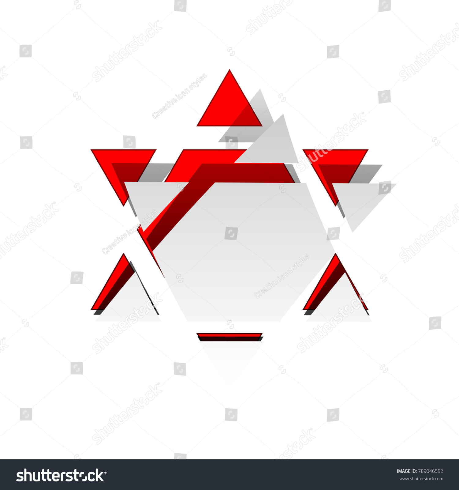 Inverted triangle symbol gallery symbol and sign ideas shield magen david star inverse symbol stock vector 789046552 shield magen david star inverse symbol of buycottarizona