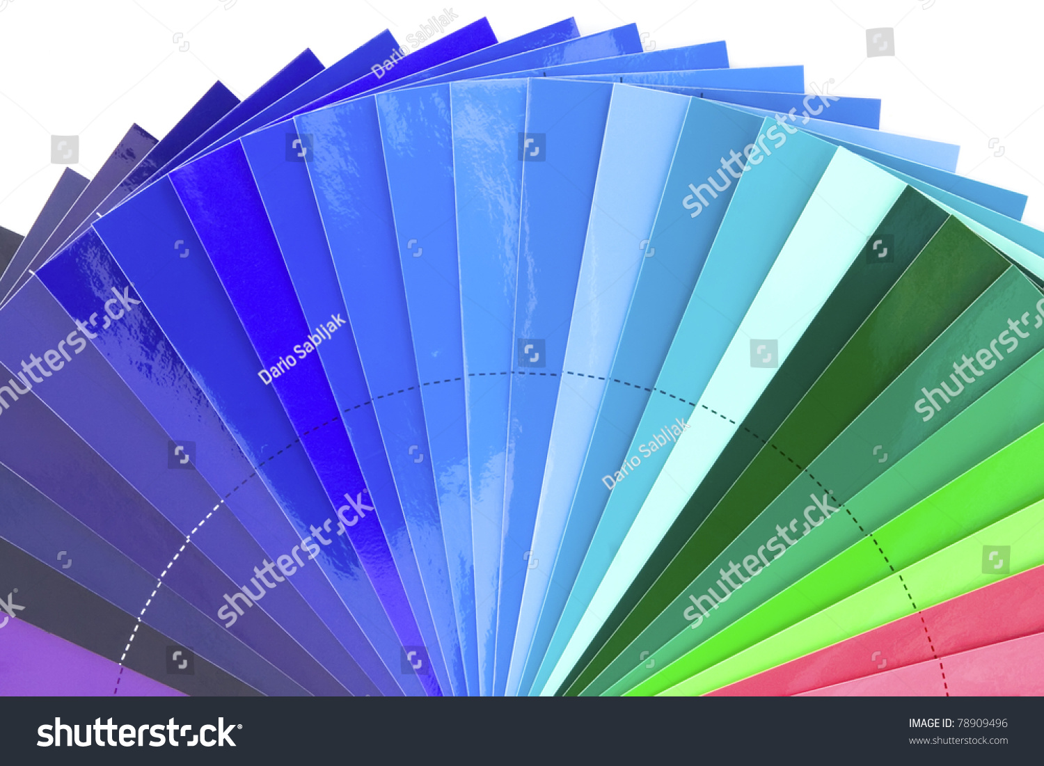 Green blue color chart scale isolated stock photo 78909496 green to blue color chart scale isolated on white background nvjuhfo Image collections