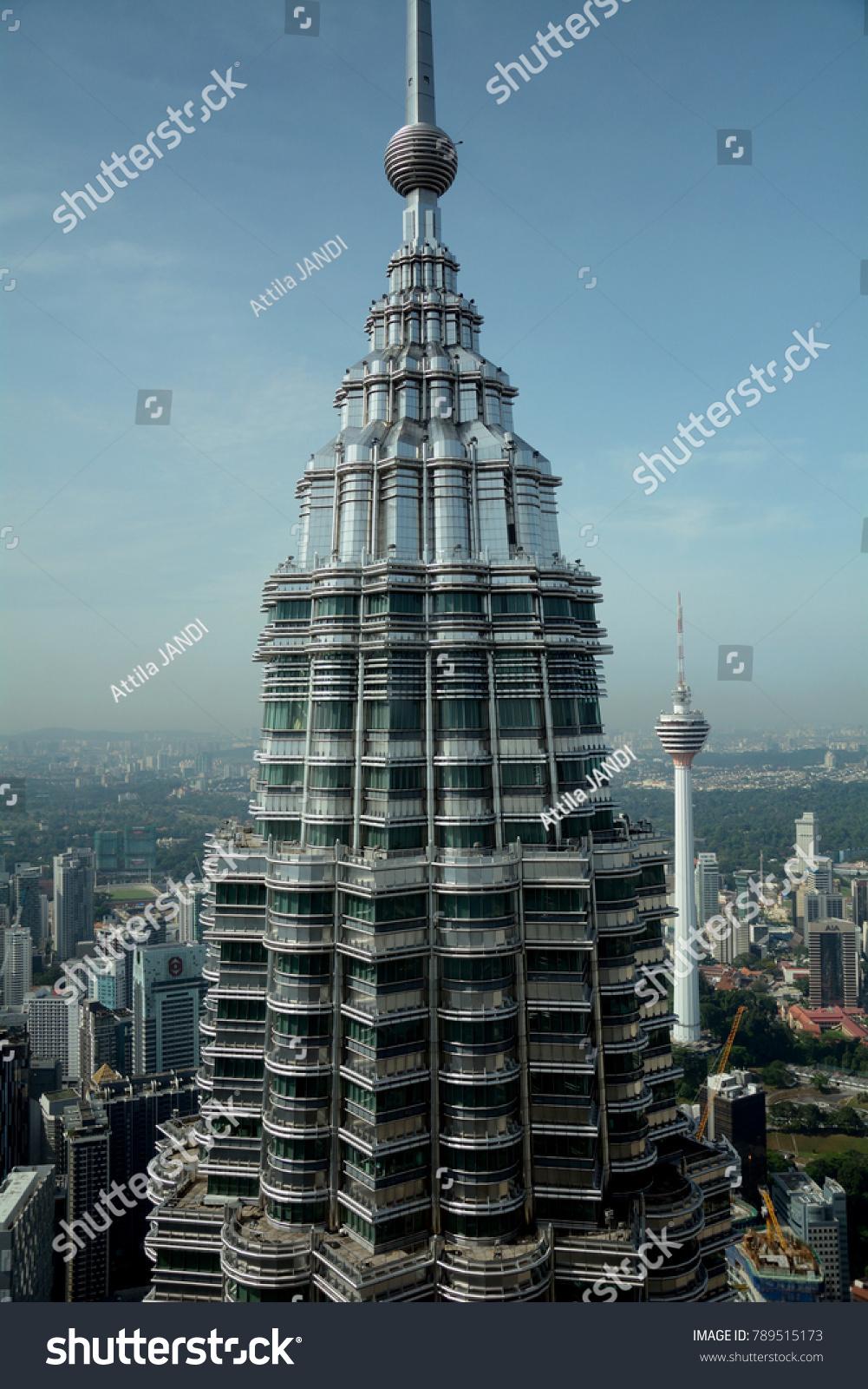 Kuala lumpur malaysia january 6 petronas stock photo 789515173 kuala lumpur malaysia january 6 petronas towers on 2 january 2018 at kuala buycottarizona Gallery