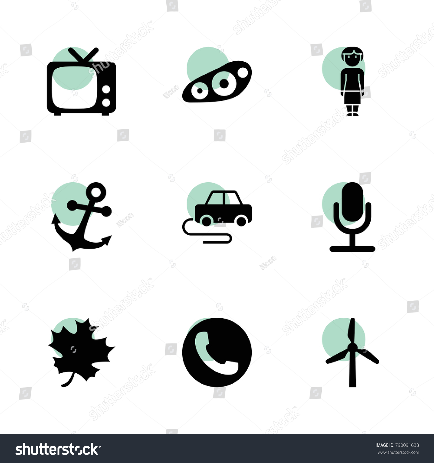 Old icons vector collection filled old stock vector 790091638 old icons vector collection filled old icons set includes symbols such as windmill biocorpaavc