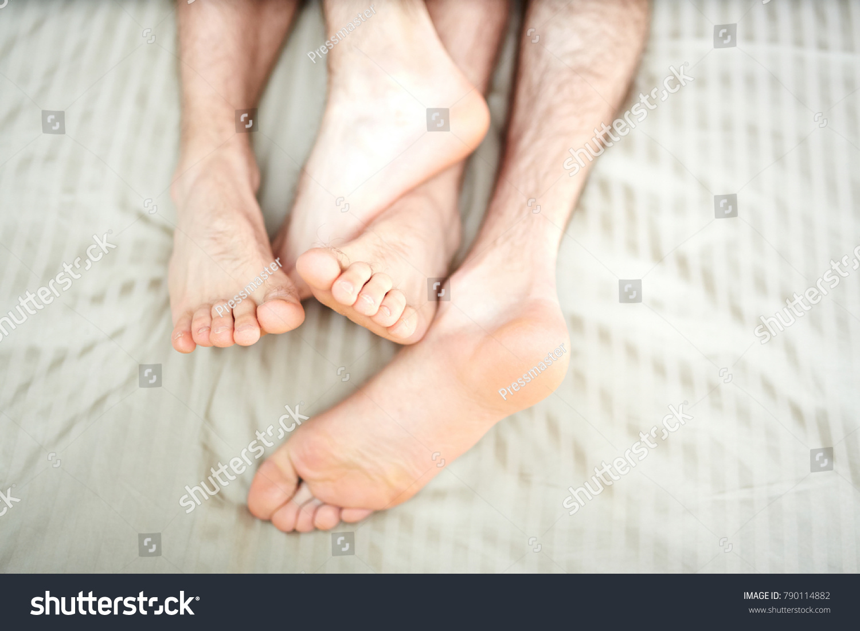 Bare Foot Gay Guy