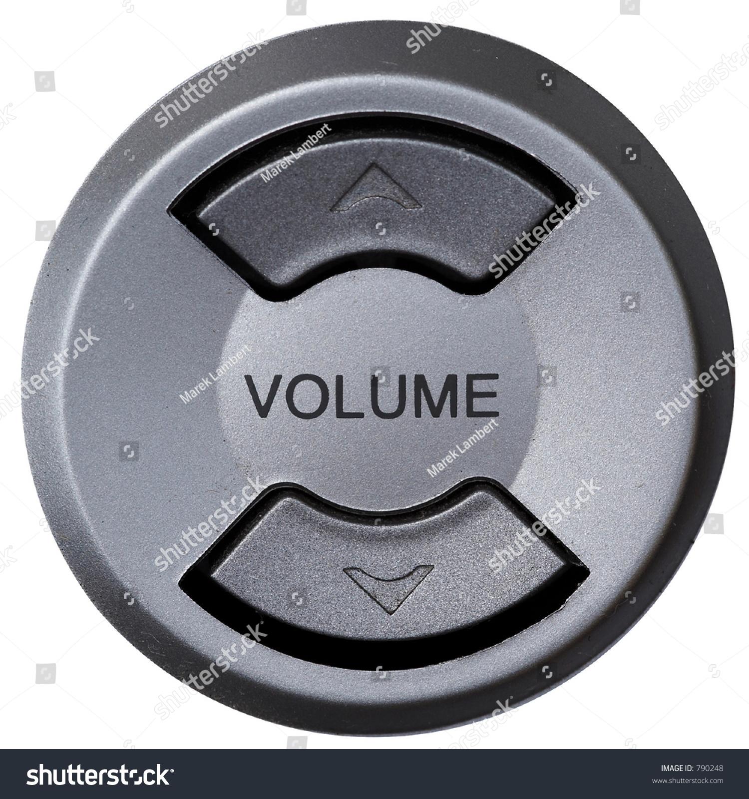 Volume Control Button : Volume control buttons stock photo shutterstock