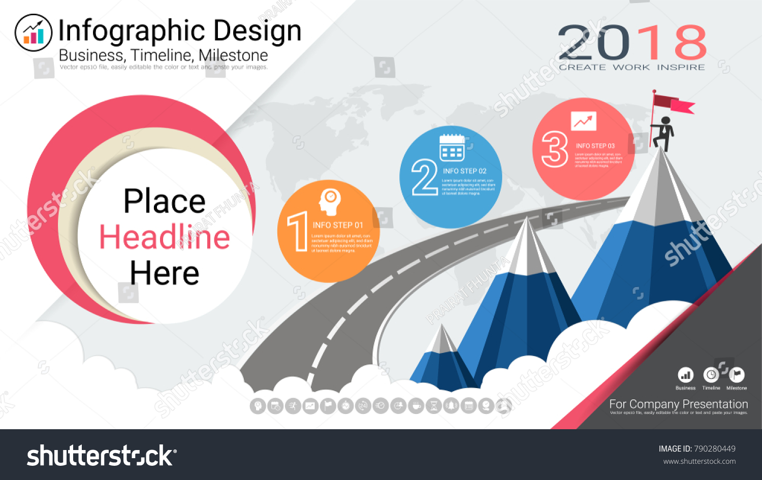 Rd process flow chart image collections free any chart examples business infographics report milestone timeline road stock vector business infographics report milestone timeline or road map nvjuhfo Image collections