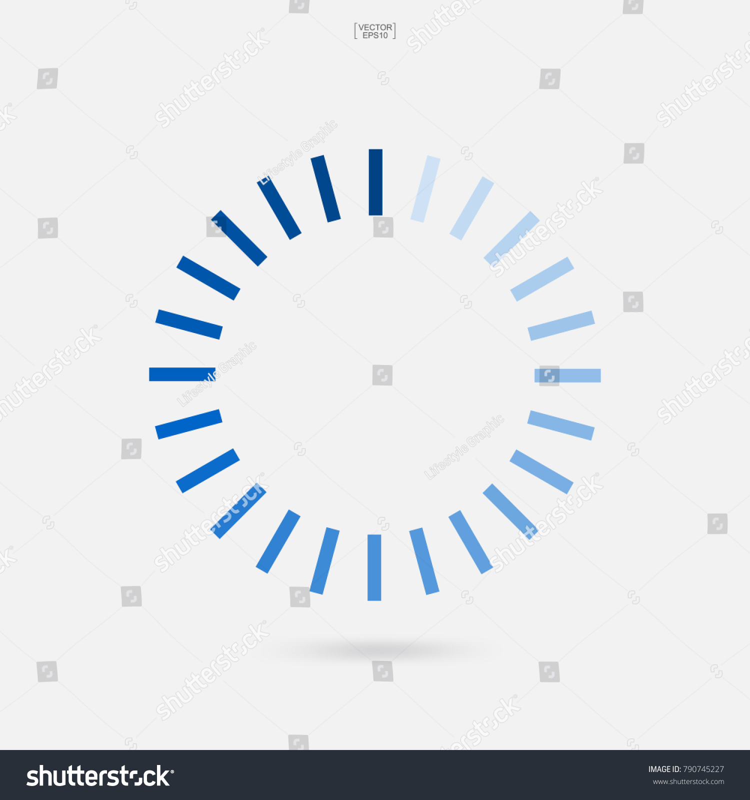 Loading symbol abstract spinner icon web stock vector 790745227 loading symbol abstract spinner icon web stock vector 790745227 shutterstock biocorpaavc Image collections