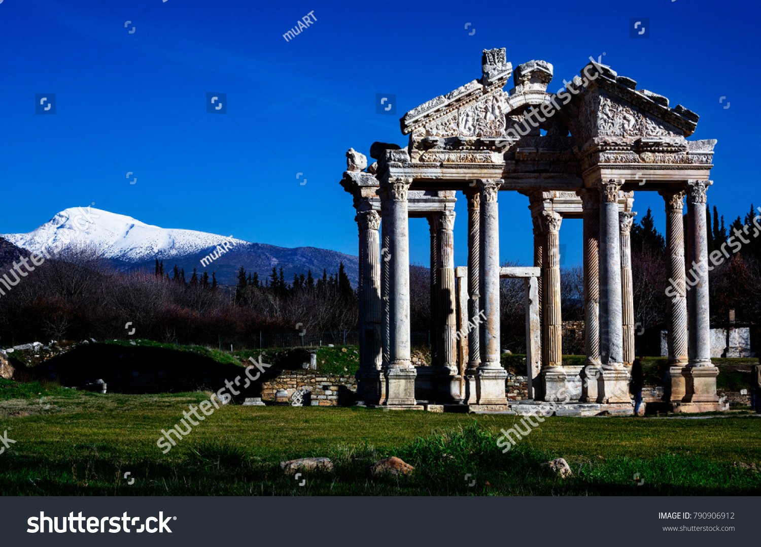 Aphrodisias Antique City was last year listed on the Unesco Permanent Heritage List. Our country was the 17th entity that entered this list. At a meeting held in Ku?adas? last week, the Aydin Governor #790906912