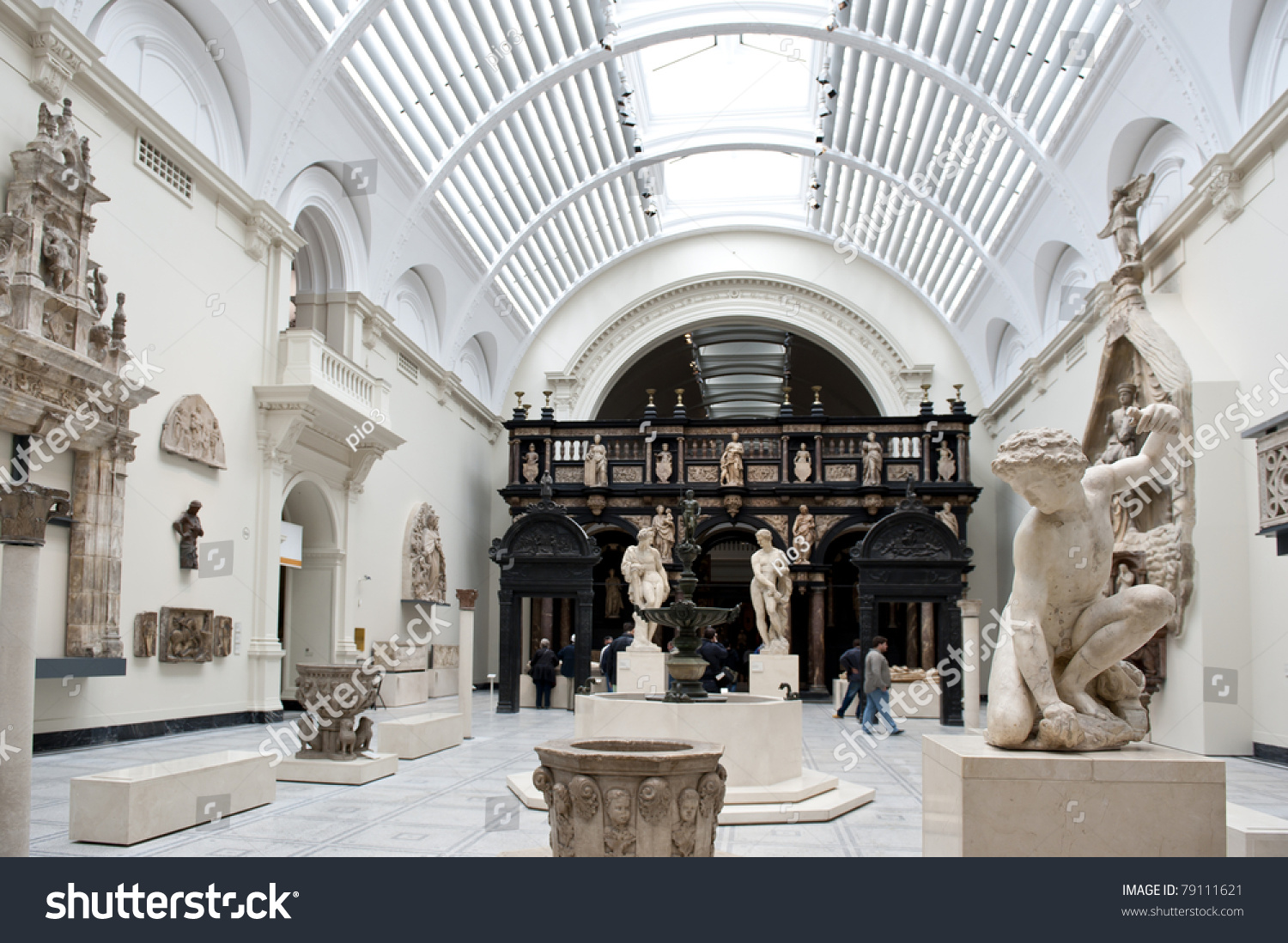 London united kingdom may 31 interior stock photo 79111621 for Victoria and albert museum london