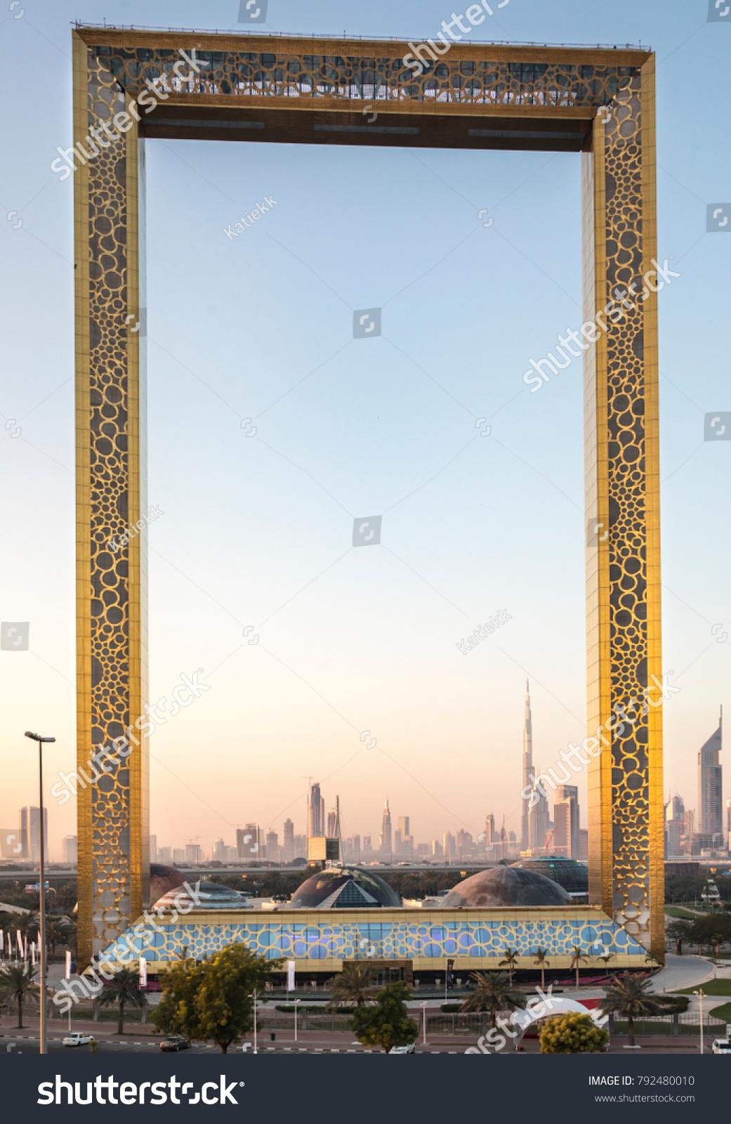 Dubai United Arab Emirates January 13 Th Foto de stock (editar ahora ...