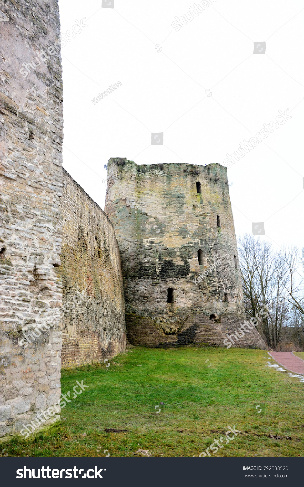 The surroundings of Pskov - the main historical sights