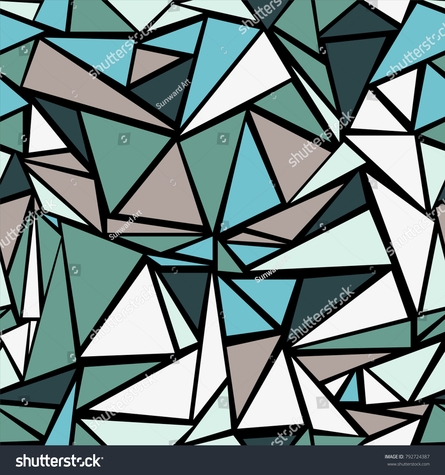 tech triangular grid geometric seamless background stock vector Spanish ID tech triangular grid geometric seamless background minimal triangles polygonal texture diamond triangle brochure minimal